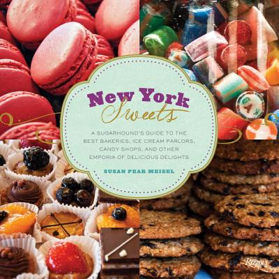 New York Sweets By Meisel, Susan